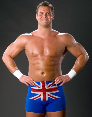 David Hart Smith - WWE Wrestler