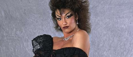 Sherri Martel passed away in 2007