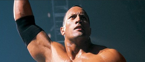 The Rock - WWE Champion