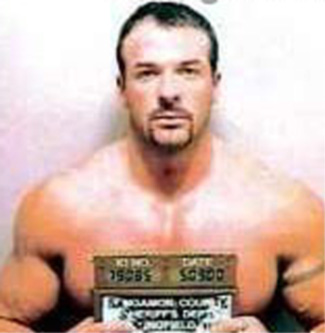 Buff Bagwell arrested in 2000
