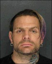 Jeff Hardy arrested on multiple drug charges