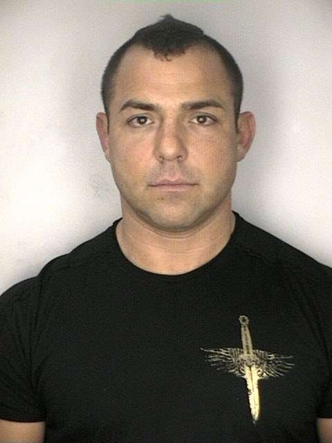 Santino Marella Arrested