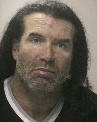 PWPIX.NET : Pro Wrestling Pix : Scott Hall Mugshot (No. 2)