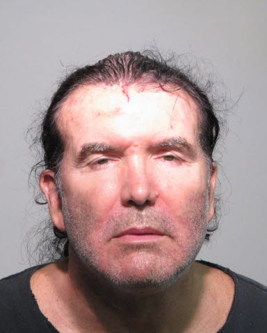 Scott Hall arrested