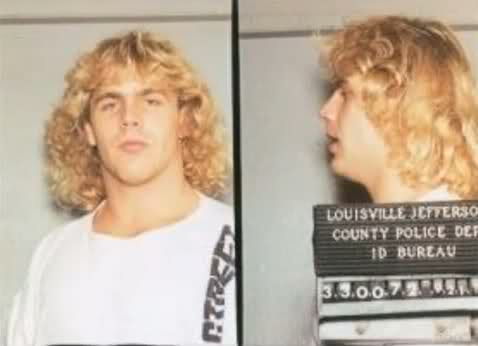 Shawn Michaels arrested