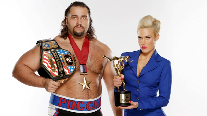 rusev and lana dating real life
