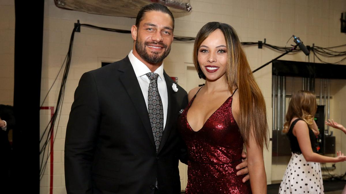 A Look At Roman Reigns Pwpix Net