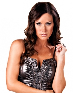 Alison Skipper is a an Orlando model TNA brought in