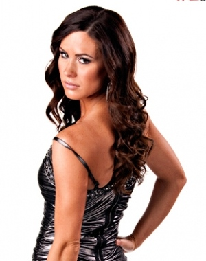 Chelsea of TNA Wrestling
