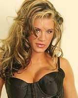 Ashley Massaro has posed nude