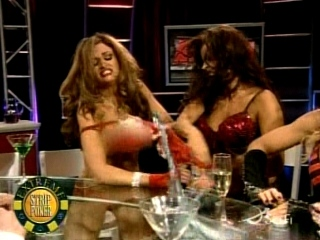 Classic Induction: ECW Strip Poker