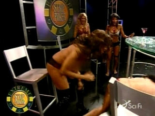 Extreme Strip Poker comes to ECW