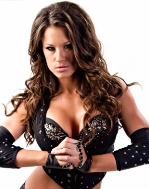Brooke Tessmacher has posed naked