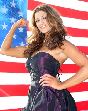 Eve Torres is one of the hottest WWE Divas
