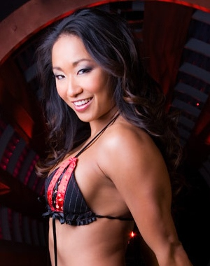 Gail Kim should pose nude again