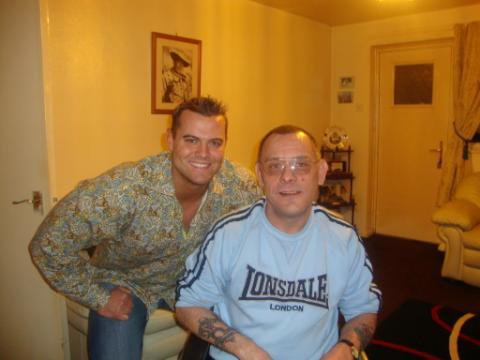 Harry Smith Visits Dynamite Kid