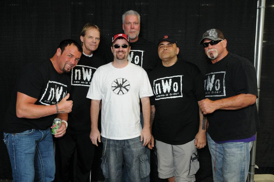 Scott Steiner Nwo   Say that to my face  holmes