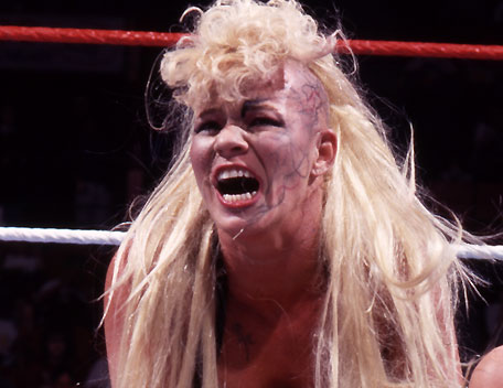 Gorilla Monsoon Luna Vachon