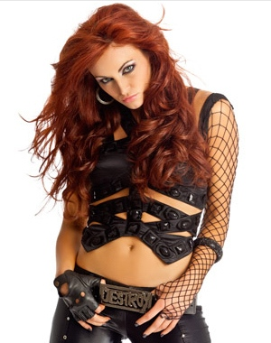 Maria Kanellis has posed naked for Playboy