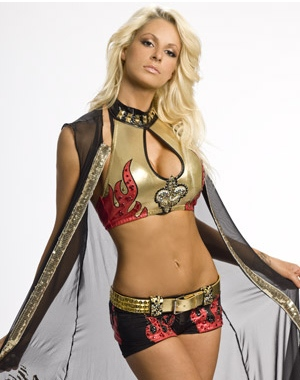 Maryse Ouellet fansite: A longtime Maryse Ouellet fansite closed