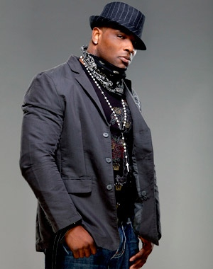 Michael Tarver of WWE NXT