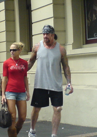 and the undertaker dating