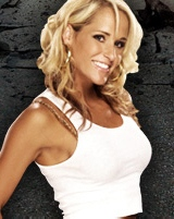 Michelle McCool has never appeared nude for Playboy