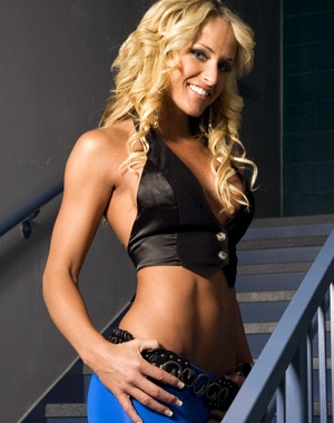Michelle McCool is really hot