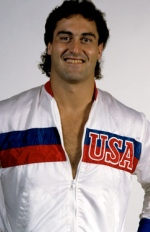 Mike Rotundo as a member of the U.S. Express