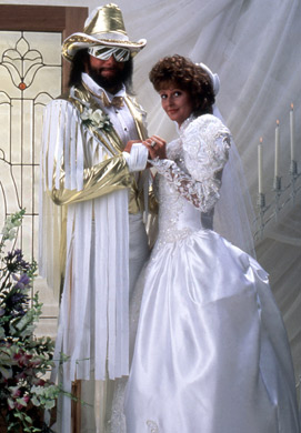 Macho Man Randy Savage and Miss Elizabeth