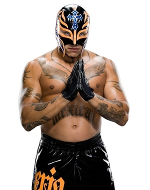 Rey Mysterio Unmasked Photos - Backstage Stories