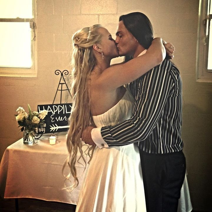 Shawn Rhoden Sarah Backman More details on bo dallas getting married ...