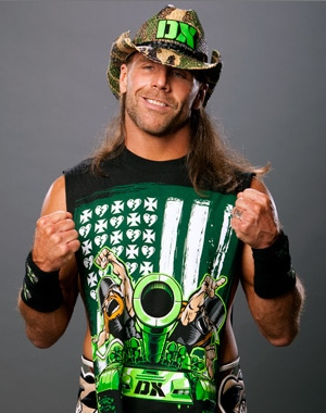 Shawn Michaels has retired