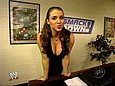 Stephanie McMahon has been exposed naked on both Raw and SmackDown. With her large breasts, a topless Stephanie McMahon would be quite the site to see. Stephanie McMahon has appeared naked on countless occasions - in private.