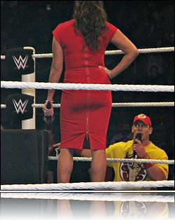 14 Hot Photos Of Stephanie McMahon's Ass You Need To See