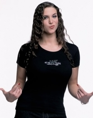 stephanie mcmahon Why sit around and debate color and technique when there is so much ...