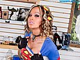 Velvet Sky could one day pose for Playboy