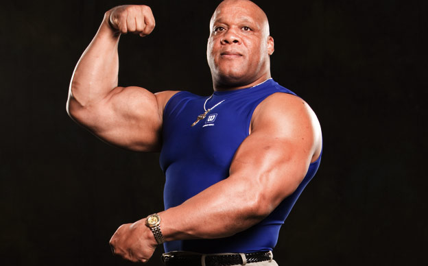TONY ATLAS - WWE HALL OF FAMER