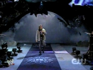 Edge want the World Title 009