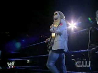 Edge want the World Title 017
