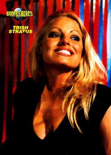 trish stratus upskirt video