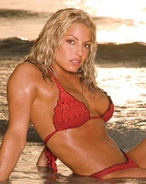 This is not a Trish Stratus fansite