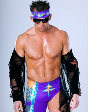 Zack Ryder - WWE Superstar