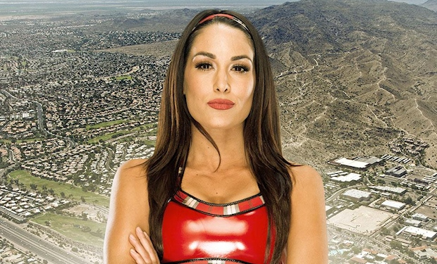 Brie Bella Hot