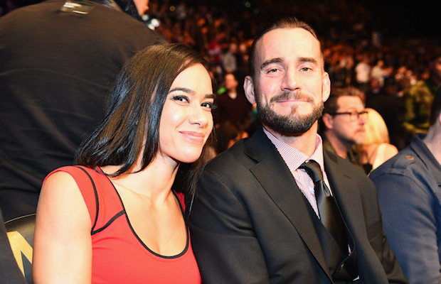 Who is cm punk dating