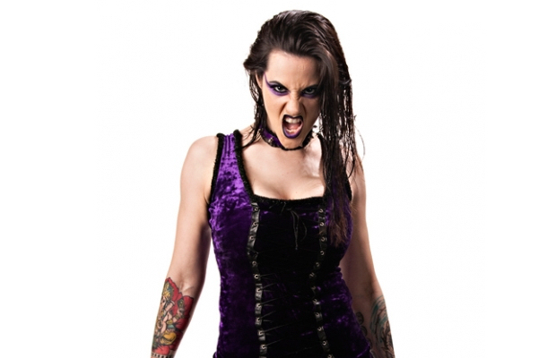 Daffney has not posed nude. Daffney has not posed naked. Daffney is hot. Daffney is hot in a bikini. Daffney has posed for Wrestling Vixxxens. Daffney is hot when nude.