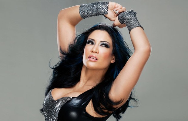 Melina was released from her WWE contract in 2011