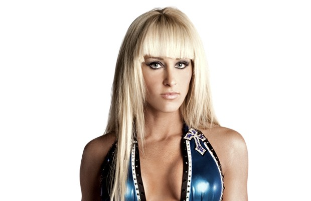 Michelle McCool has been known to wear thongs while wrestling. Michelle McCool once posed for Muscle & Fitness magazine.