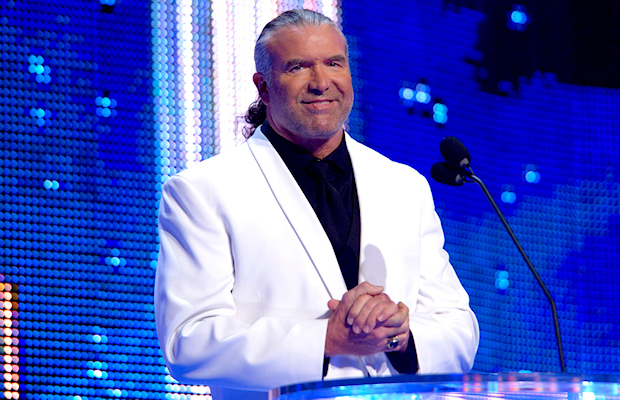 scott hall talks about what hed like to do to paige