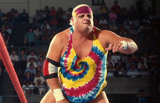 Wrestling legend Dusty Rhodes